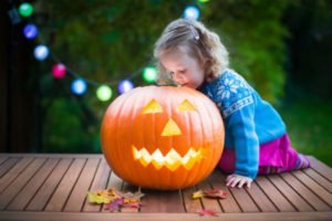 Burn injuries from jack-o-lanterns and luminaries