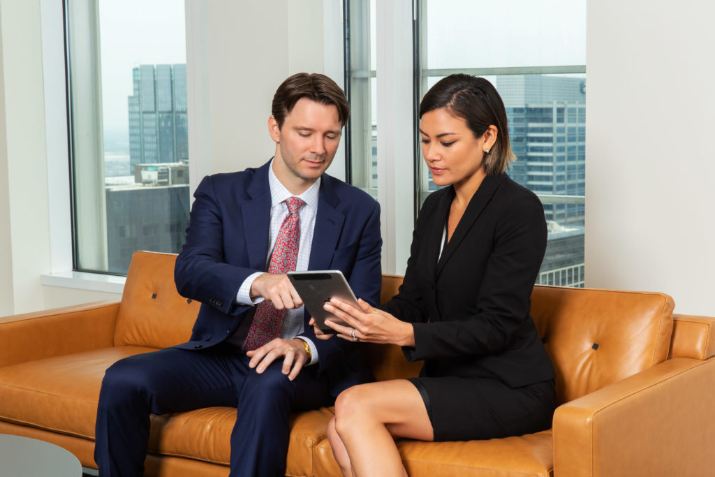 Patrick & Eirene Salvi