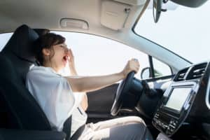 Drowsy Driving Accident Lawyers in Chicago