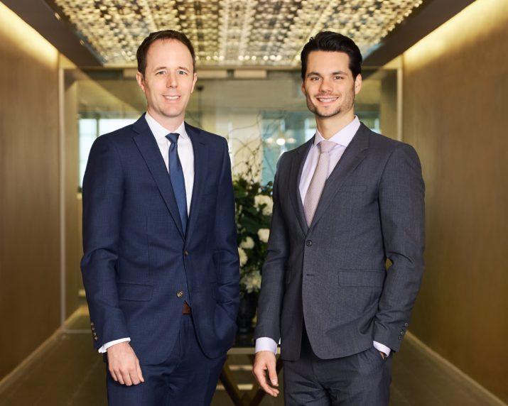 Aaron Boeder & Brian Salvi, Partners at Salvi, Schostok & Pritchard P.C.
