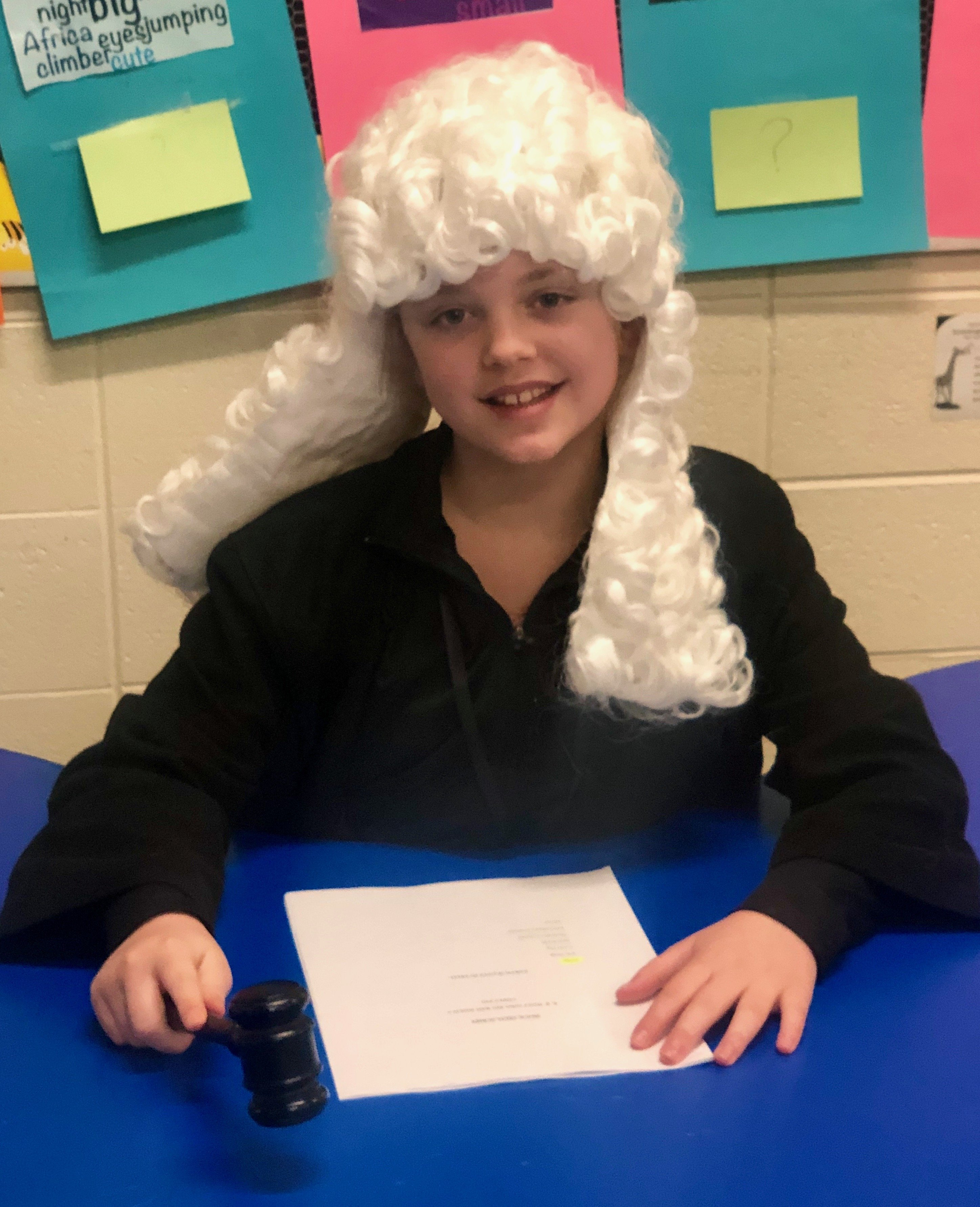 Butterfield Grade School's Career Day
