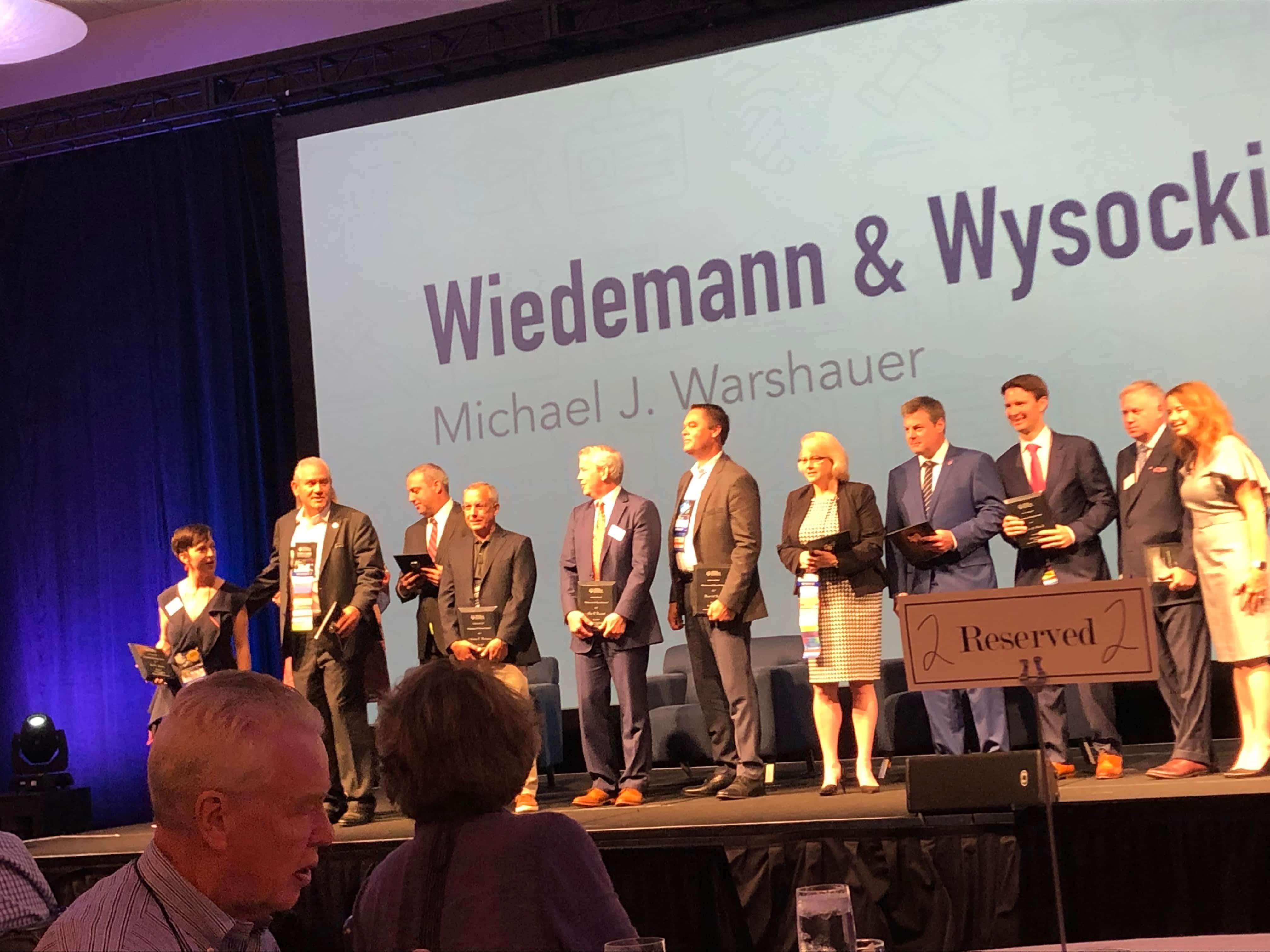 Patrick Salvi II AAJ 2019 Wiedemann & Wysocki Award