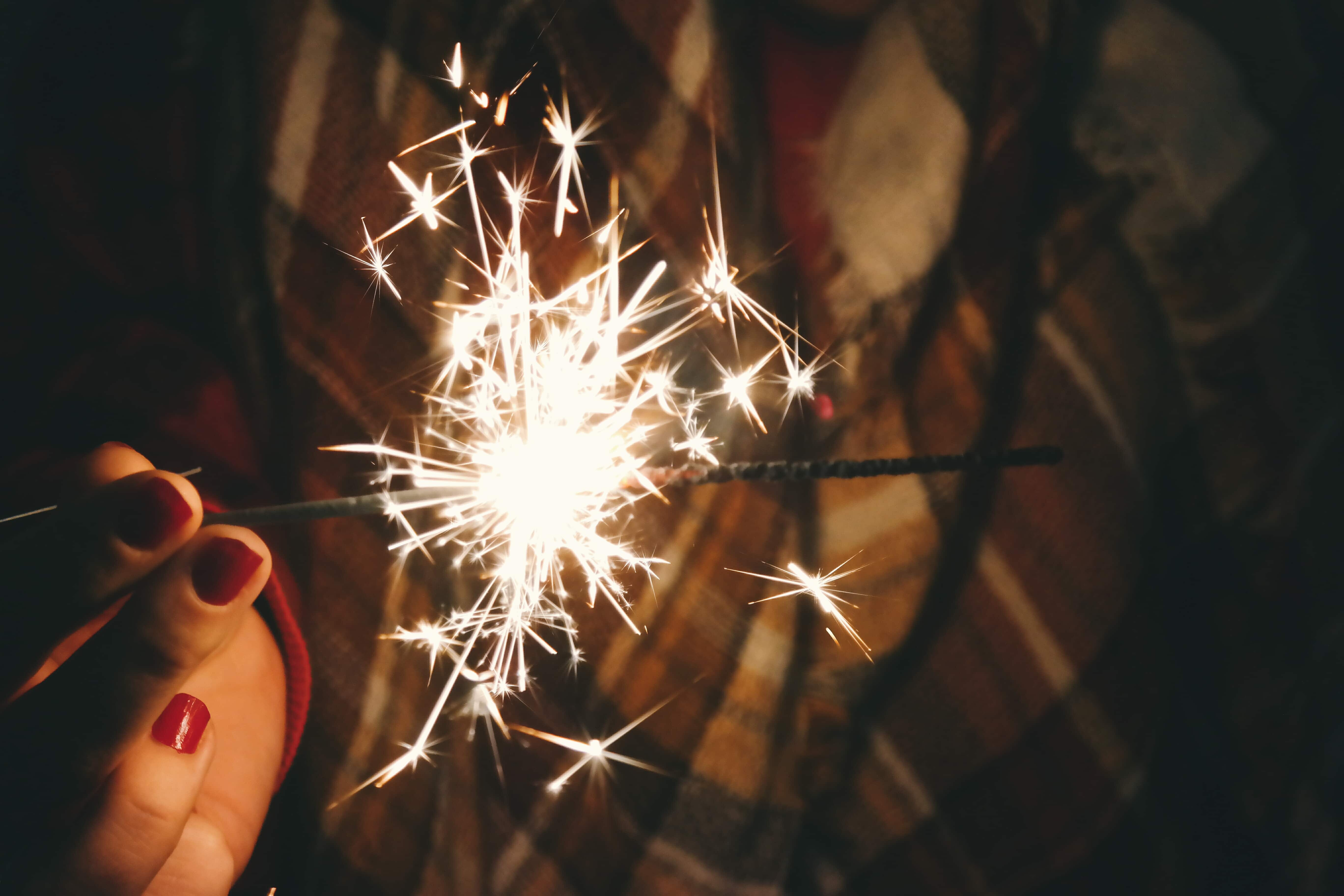 sparklers can cause injuries
