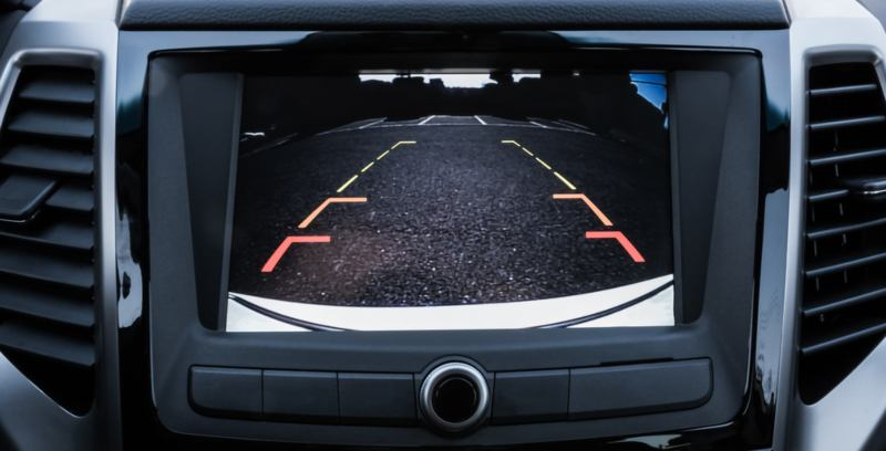 Car high tech cameras
